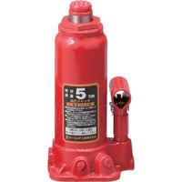 オーエッチ工業(OH工業) OH 油圧ジャッキ 5T OJ-5T 1台 836-4091(直送品)