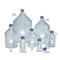 アズワン メジューム瓶 FB-800-100 100mL 1個 3-4810-01 (直送品)
