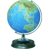 昭和カートン 地球儀 地勢図タイプ 26cm 26-TAP 1個 856-0116(直送品)