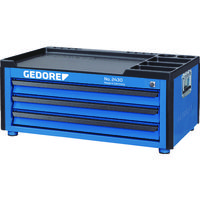 Gedore GEDORE ツールチェスト 引出3段 67x3 1888927 1台 855-0192(直送品)