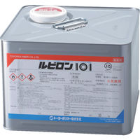 トーヨーポリマー ルビロン 101 10kg 2R101-010 1缶(10000g) 855-8611(直送品)