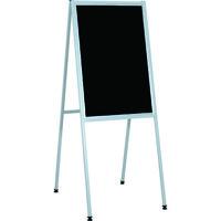 WRITE BEST WRITEBEST アルミ製案内版 片面 黒板 MA23B 1台 836-9227 (直送品)