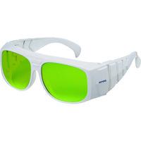 OTOS レーザー用保護メガネ オーバーグラス CO2用 L-702V 1個 831-5267(直送品)