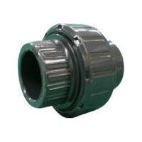 積水化学工業(セキスイ化学) エスロン コンパクト型ユニオン継手 PVC/EPDM TS式 16A UN16S 1個 494-9391(直送品)