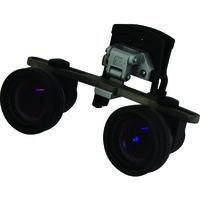 福井眼鏡 フェザント 精密作業用ルーペ(クリップタイプ) 2.5×48 FG511 1個 855-2651 (直送品)