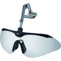 OTOS クリップ装着式 保護メガネ クリア A-644A 1個 834-5476(直送品)