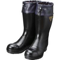 シバタ工業(SHIBATA) SHIBATA 安全静電防寒長靴 AE021-30.0 1足 836-6591(直送品)