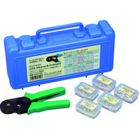 カメダデンキ カメダ COSスリーブ 工具セット COS-SFA-KIT 1組 828-7665(直送品)