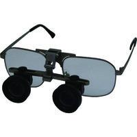福井眼鏡 フェザント 精密作業用ルーペ 2.5×48 FG111 1個 855-2648 (直送品)