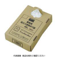 トラスコ中山(TRUSCO) TRUSCO まとめ売り 業務用ポリ袋 透明・箱入 0.1×120L (50枚入) XS0120 855-2591(直送品)