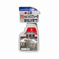 日本ミラコン産業 セメントスプレー定着液 250ML MR-007 1セット(1500mL:250mL×6個)(直送品)