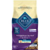 ブルーバッファロー 猫用 シニア猫用 室内飼い チキン&玄米レシピ 400g