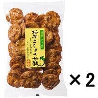 成城石井 ゆず胡椒せんべい 150g