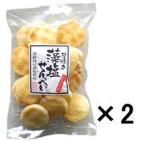 成城石井 厚焼き藻塩せんべい 袋130g