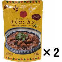 成城石井 チリコンカン 1セット(2袋)