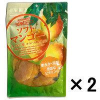 成城石井 成城石井 成城石井 フィリピン産カラバオ種ソフトマンゴー65g 1セット(2袋)
