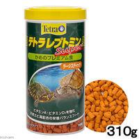 スペクトラム ブランズ ジャパン レプトミン スーパー 310g 爬虫類 カメ 餌 エサ 水棲ガメ用 87490
