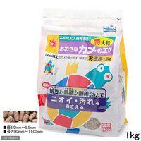 キョーリン おおきなカメのエサ 特大粒 お徳用 1kg 餌 エサ 161543