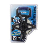 BIGMAN リール型テープメジャー(巻尺) 巻き取りスピード3倍速 計測長50m BLM-50