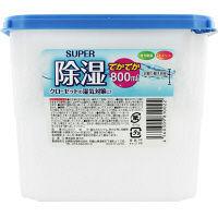 【アスクル先行販売】SUPER除湿 1箱(9個入) 紀陽除虫菊