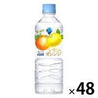 ダイドードリンコ ダイドー ミウ レモン&オレンジ 550ml 1セット(48本)