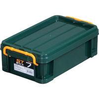 アステージ(astage) ASTAGE STボックス DKグリーン #7 ST-7DGL 1個 828-6721 (直送品)