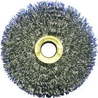 ムラキ オズボーン 工業用ブラシ リングロック 線径0.20mm 11095 1個 835-8354(直送品)