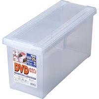 天馬 TENMA DVDいれと庫 クリア 175×450×210 IR-DVD 1個 836-0009 (直送品)