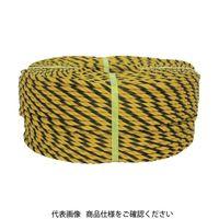 ユタカメイク(Yutaka) ユタカメイク ロープ 標識ロープ巻物 12φ×200m Y12-200 1巻(200m) 828-0841(直送品)