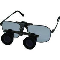 福井眼鏡 フェザント 精密作業用ルーペ 2.5×38 FG110 1個 855-2647 (直送品)
