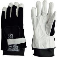 渡部工業 ワタベ 低圧ゴム手袋用革カバー(薄手タイプ専用) 739 1双 835-9816(直送品)