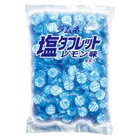 つくし工房 熱中症対策用品(塩飴) ラムネ塩タブレット レモン味 CN3017-L 1袋