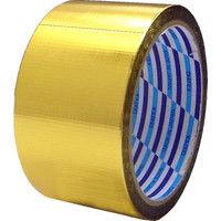 ダイヤテックス 包装用クロスカットテープ 50mmX10m ゴールド K10AL-GL 1箱(40巻)(直送品)