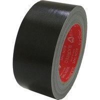 キラックス 強粘着厚手布粘着テープ 50mmX25m 黒 ST3362-5025BK 1箱(30巻)(直送品)