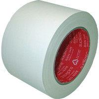 キラックス 強粘着厚手布粘着テープ 75mmX25m 白 ST3362-7525W 1箱(24巻)(直送品)