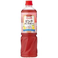 ミツカン ビネグイット りんご酢ピンクグレープフルーツ(6倍濃縮) 3本
