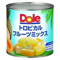 ドール トロピカルフルーツミックス ナタデココ入り 430g 1個