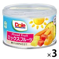 ドール ミックスフルーツ100%ジュース 227g 1セット(3個)