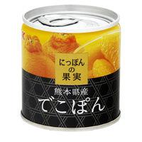 にっぽんの果実 でこぽん ピーターデザイン M2号缶