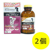 明治薬品 野口コンドロイチン&グルコサミン お徳用 kari4954007017812 1セット(2個)