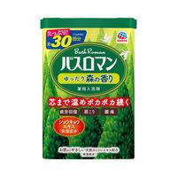 アース製薬 バスロマン ゆったり森の香り 1個(600g)