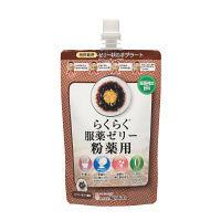龍角散 らくらく服薬ゼリー 粉薬用コーヒーゼリー味 4987240601265