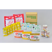 タナカシンソー A4ボックス食料備蓄3日間セット BLS-03 27016 1個(直送品)