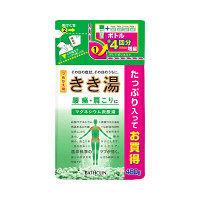 きき湯 マグネシウム炭酸湯 詰め替え 1個(480g入・約16回分)バスクリン