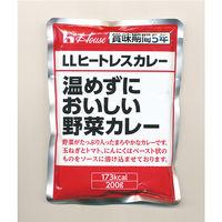 温めずにおいしい野菜カレー 27028 1箱(30個) ハウス食品