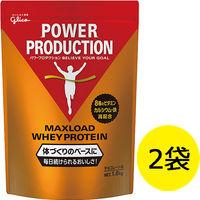 MAXLOADプロテインチョコ味 2袋