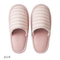抗菌防臭スリッパ ピンク 1個 ベルメゾン