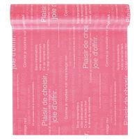 ヘッズ カフェオレショートPEロール-ピンク CAF-SRP 1セット(10巻:1巻×10パック) (直送品)