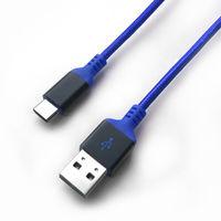 カシムラ USB充電&同期ケーブル AーC STRONG 1.2m AJ-579 1個  (直送品)