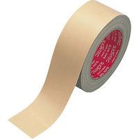 マクセル スリオンテック 布粘着テープ No.3375 0.26mm厚 50mm×25m巻 茶 日立マクセル マクセル